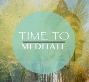 time to meditate 2
